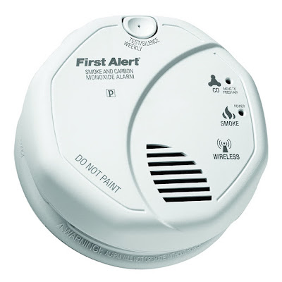 First Alert 2 in 1 Z Wave Smoke Detector