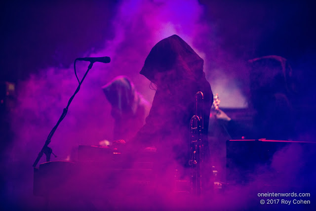 Sunn O))) at The Queen Elizabeth Theatre on March 14, 2017 Photo by Roy Cohen for One In Ten Words oneintenwords.com toronto indie alternative live music blog concert photography pictures