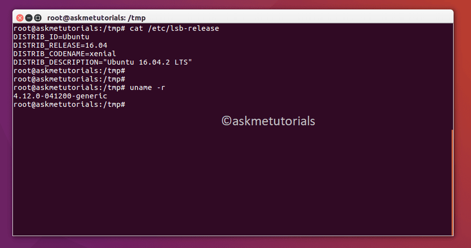 Install / Upgrade to Linux Kernel 4.12 On Ubuntu / LinuxMint