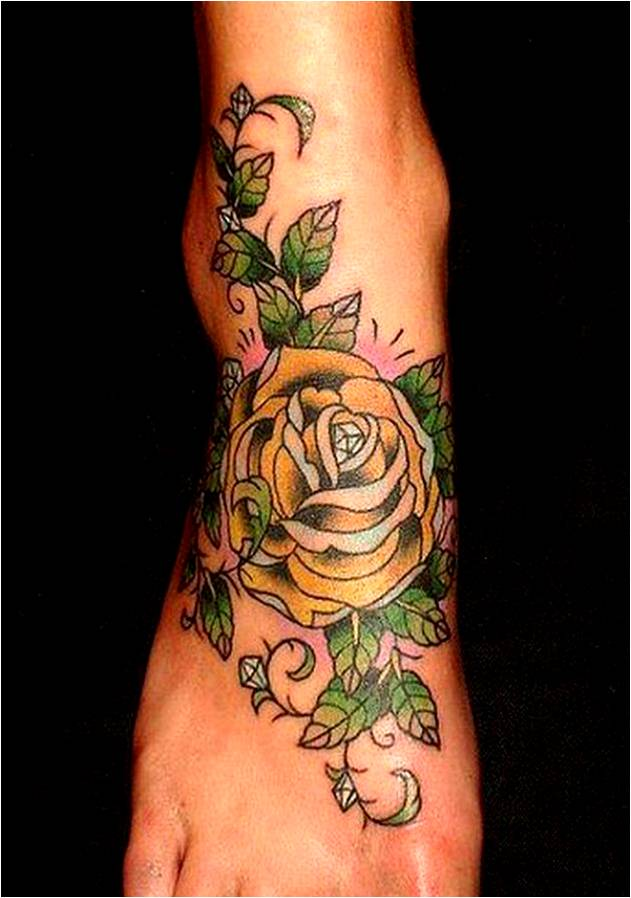 Rose Tattoos For Woman: Trend Tattoo Styles: Rose Tattoo For Men And Women