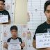 3 lalaki, tiklo sa pag-gamit ng marijuana sa isang resort sa Valenzuela City