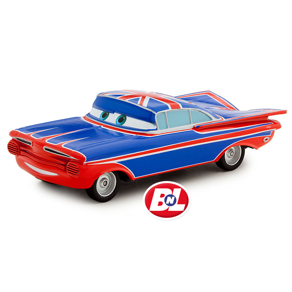 WELCOME ON BUY N LARGE: Cars 2: Ramone - Die Cast Car