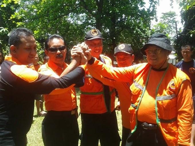 BPBD Bogor Buka Latihan Ukhuwah Al-Fatah Rescue