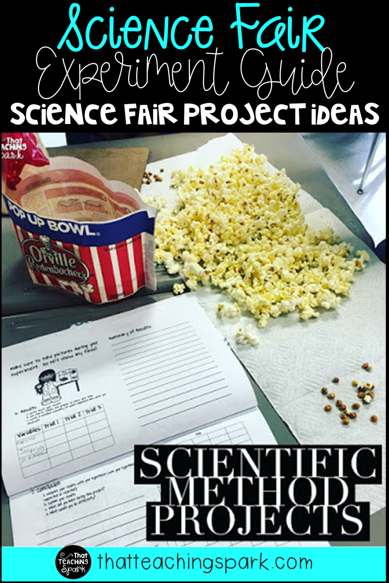 Science Fair Projects Made Simple All About 3rd Grade