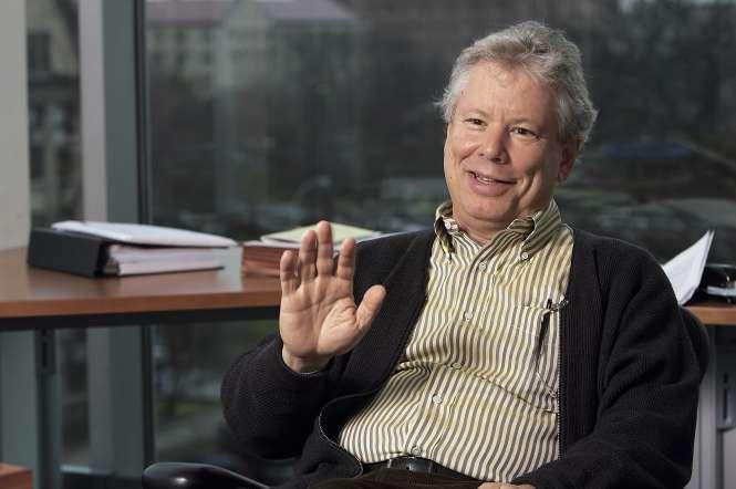 U.S. economist Richard Thaler wins the 2017 Nobel Economics Prize
