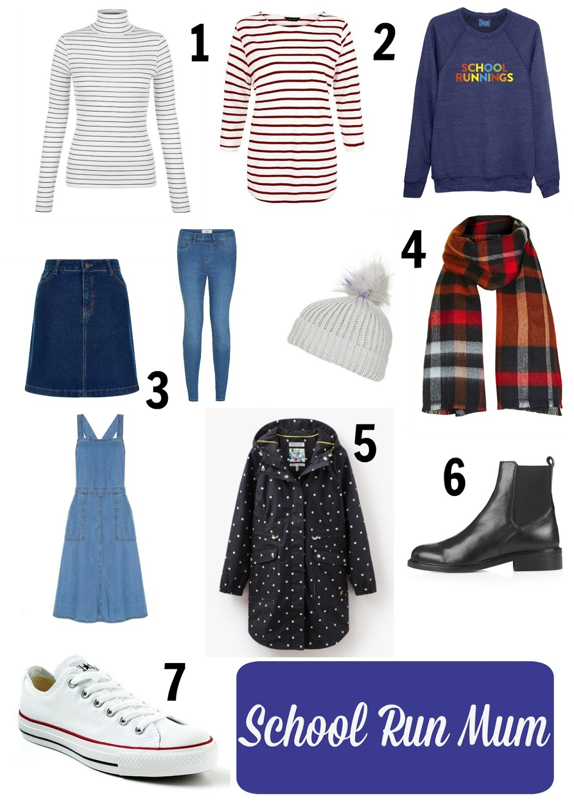 How to dress for school 24