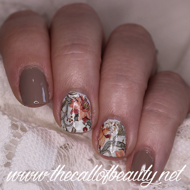Neutral Fall Manicure