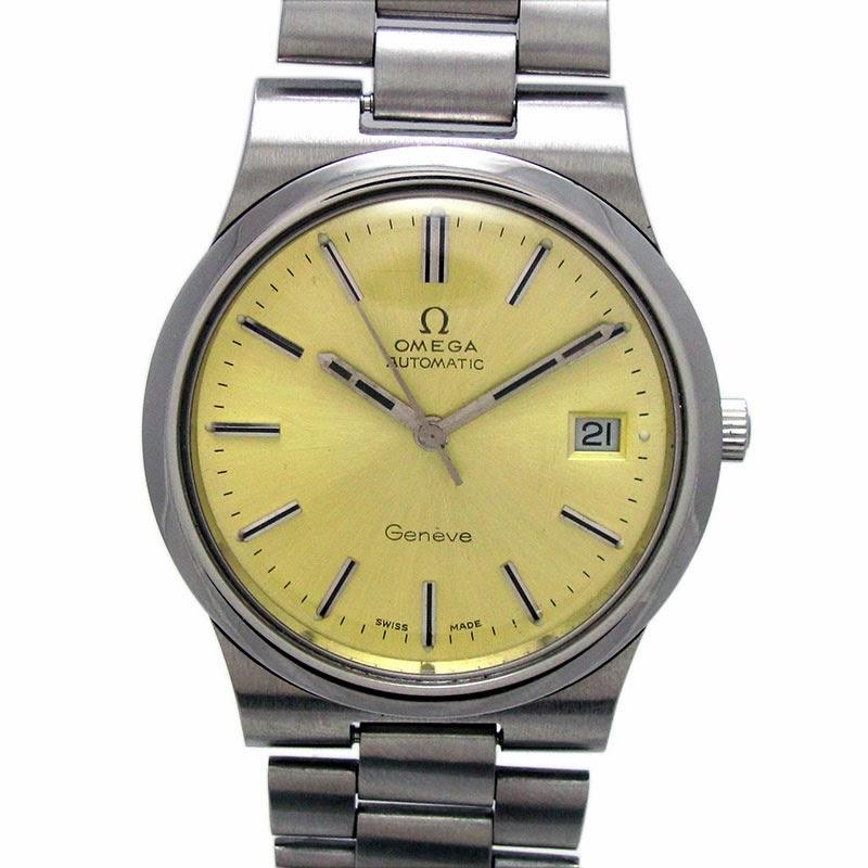 Omega serial number dates (excluding Speedmaster)