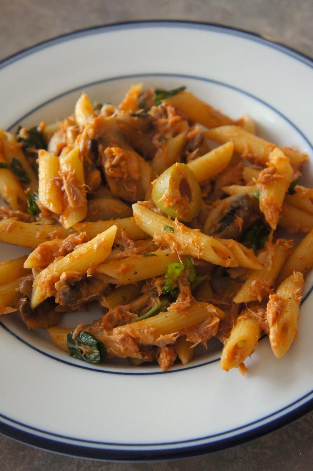 Pirate Pasta: Savory Sweet and Satsifying