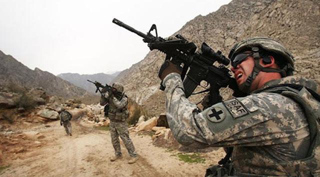 ISIS Bantai 30 Warga di Afganistan, Setelah Pimpinanya Terbunuh