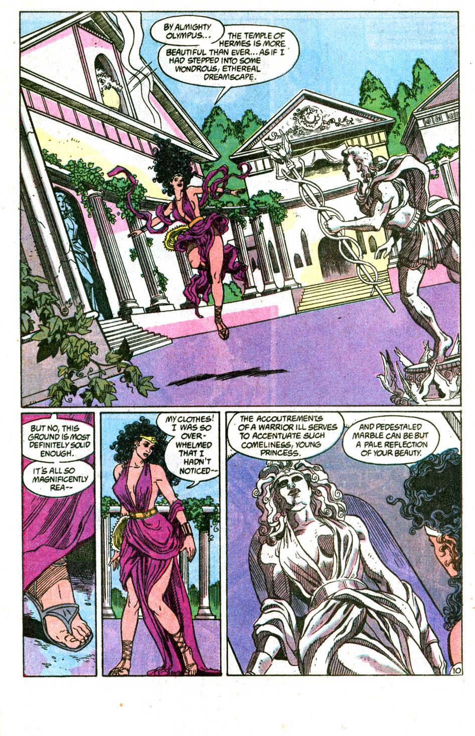 Read online Wonder Woman (1987) comic -  Issue #51 - 12