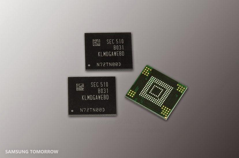Samsung Galaxy S6 Tidak Menggunakan Penyimpanan microSD
