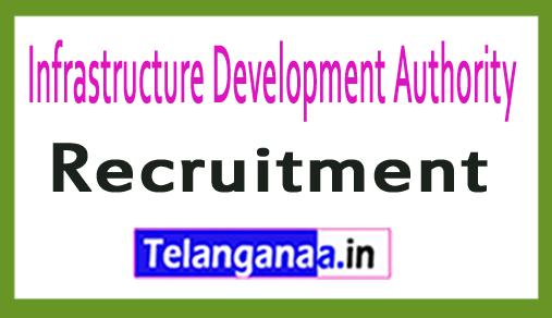 Infrastructure Development Authority IDA Recruitment