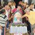 Fiéis acolhem ícone da Mãe Rainha em Ribeirão Bonito