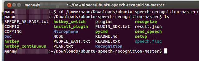 Ubuntu Speech Recognition App released open source