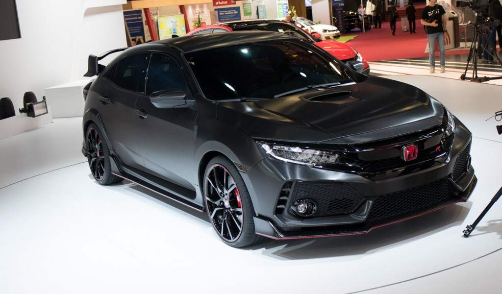 HONDA CIVIC TYPE R, 2017's Hottest Cars.