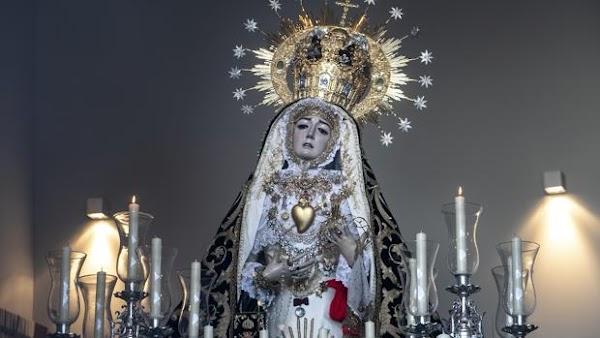 Las hermandades de los Dolores y San Rafael se preparan para una procesión histórica en Córdoba