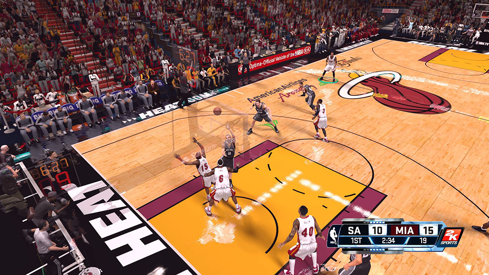 NBA 2K14 PC to Next-Gen Patch Conversion