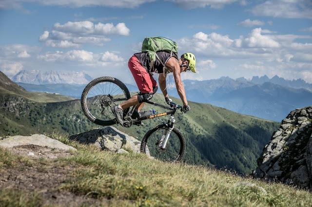 Downhill, Trail, Singletrail Seefeldspitze Südtirol