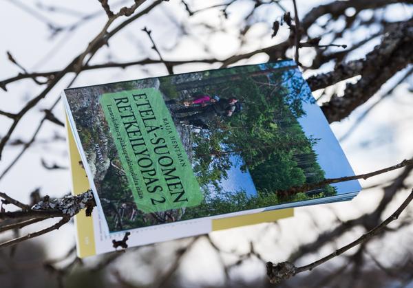 raija hentman etelä-suomen retkeilyopas 2 retkeilykohteita itä-uudellamaalla retkiopas metsäretki retkeily suomessa luontomatkailu luontoretki reitti_