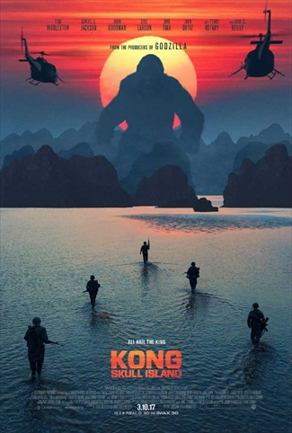 Kong Skull Island 2017 BRRip 480p Dual Audio ORG Hindi 300MB