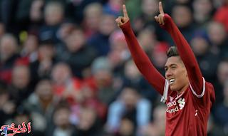 فيرمينو: ليفربول لا يخشون أي خصوم في دوري أبطال أوروبا