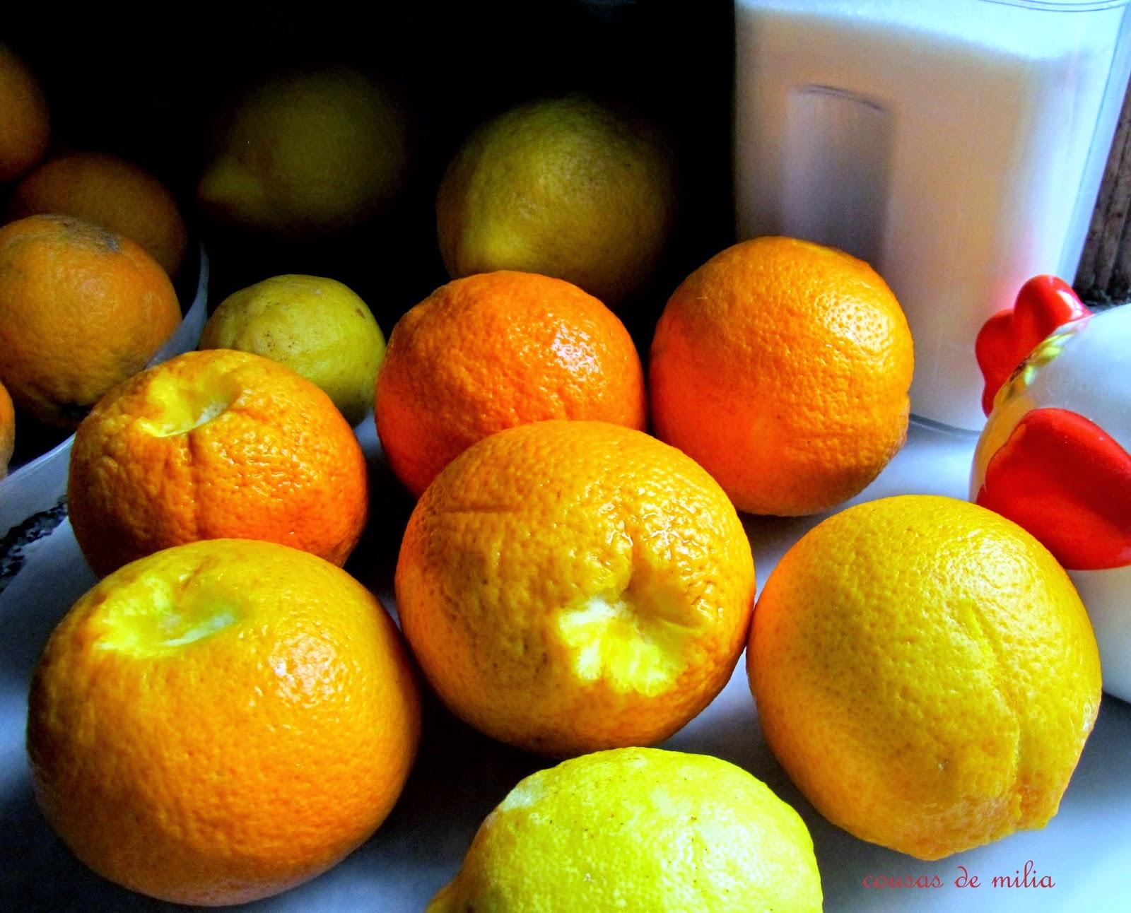 Mermelada de naranja con tropezones