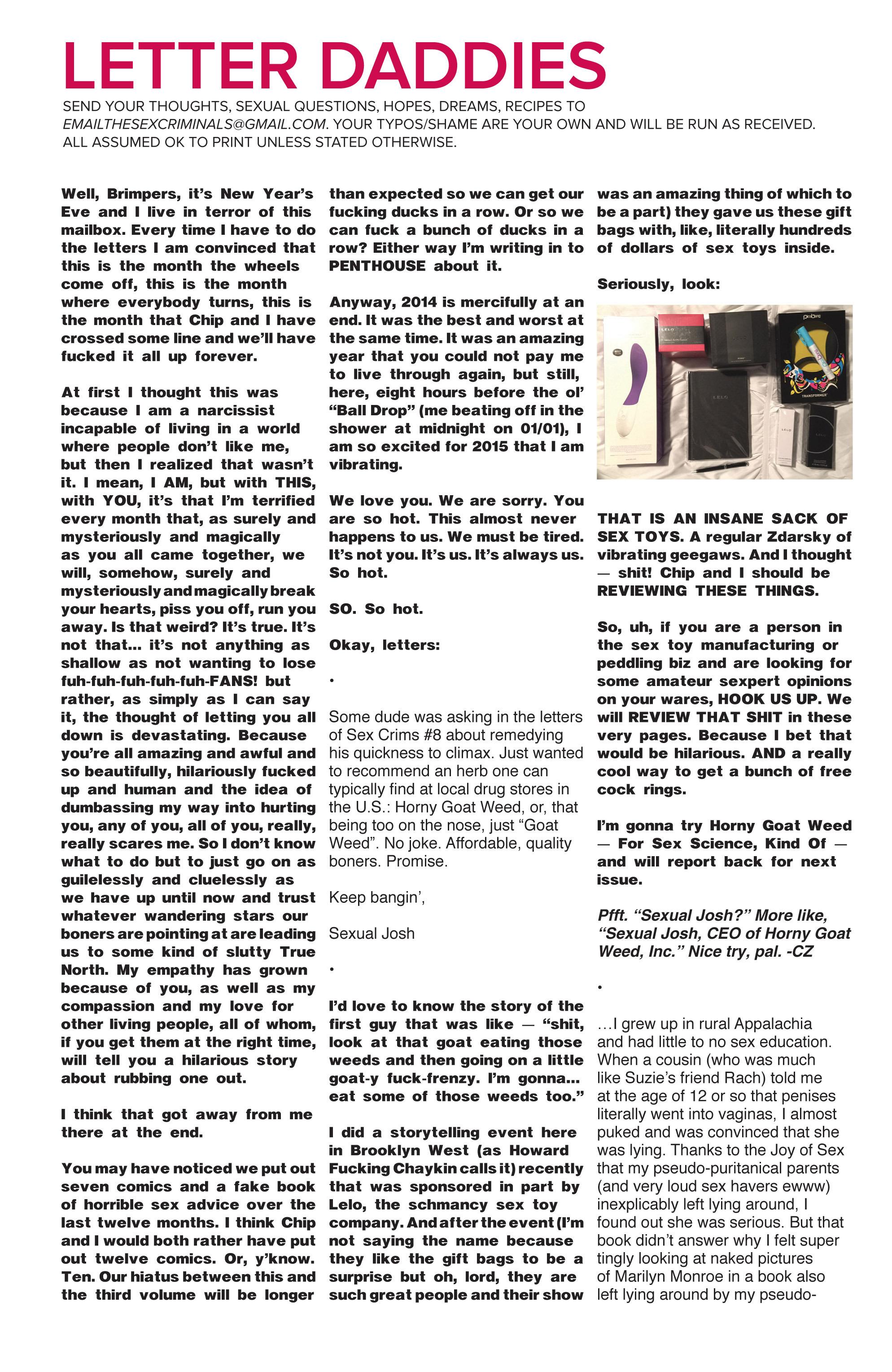Read online Sex Criminals comic -  Issue #10 - 25