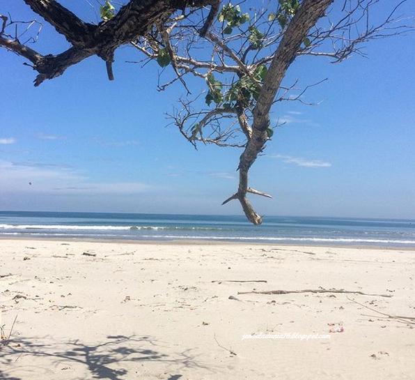 Pantai Lentera Merah, Pantai Yang Wajib Kamu Kunjungi Jika Berlibur Ke Kota Bengkulu