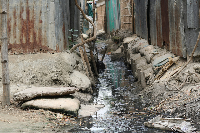 Water And Sanitation As Human Rights