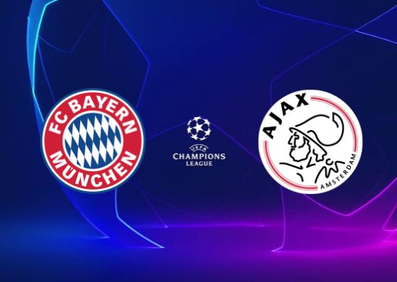 Bayern Munich vs Ajax Full Match & Highlights 02 October 2018