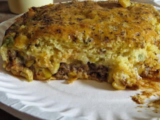 Mexican Cornbread Casserole-For You Sandy