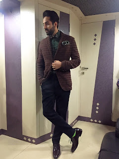 Spotted: Ayushmann Khurana in Alberto Torresi Shoes