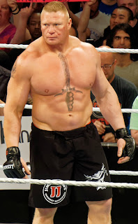 UFC Mark Hunt Paul Heyman F5 Beast Incarnate