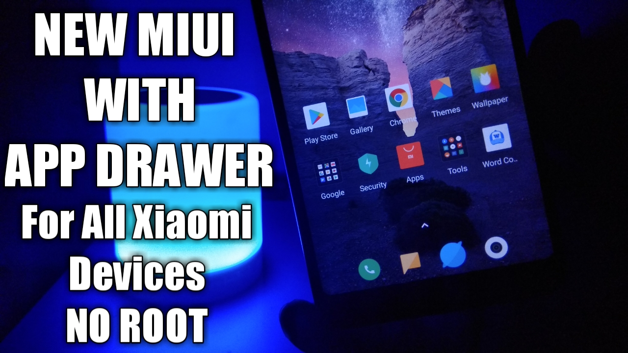 Download Poco MIUI Launcher Flahable Zip For Any Xiaomi