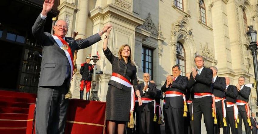 Nuevo Gabinete Ministerial irá al Congreso la primera semana de octubre, anunció Mercedes Aráoz
