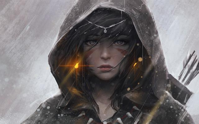 Một số hình nền Anime đẹp - Part 1