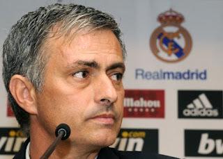 Mourinho Real Madrid