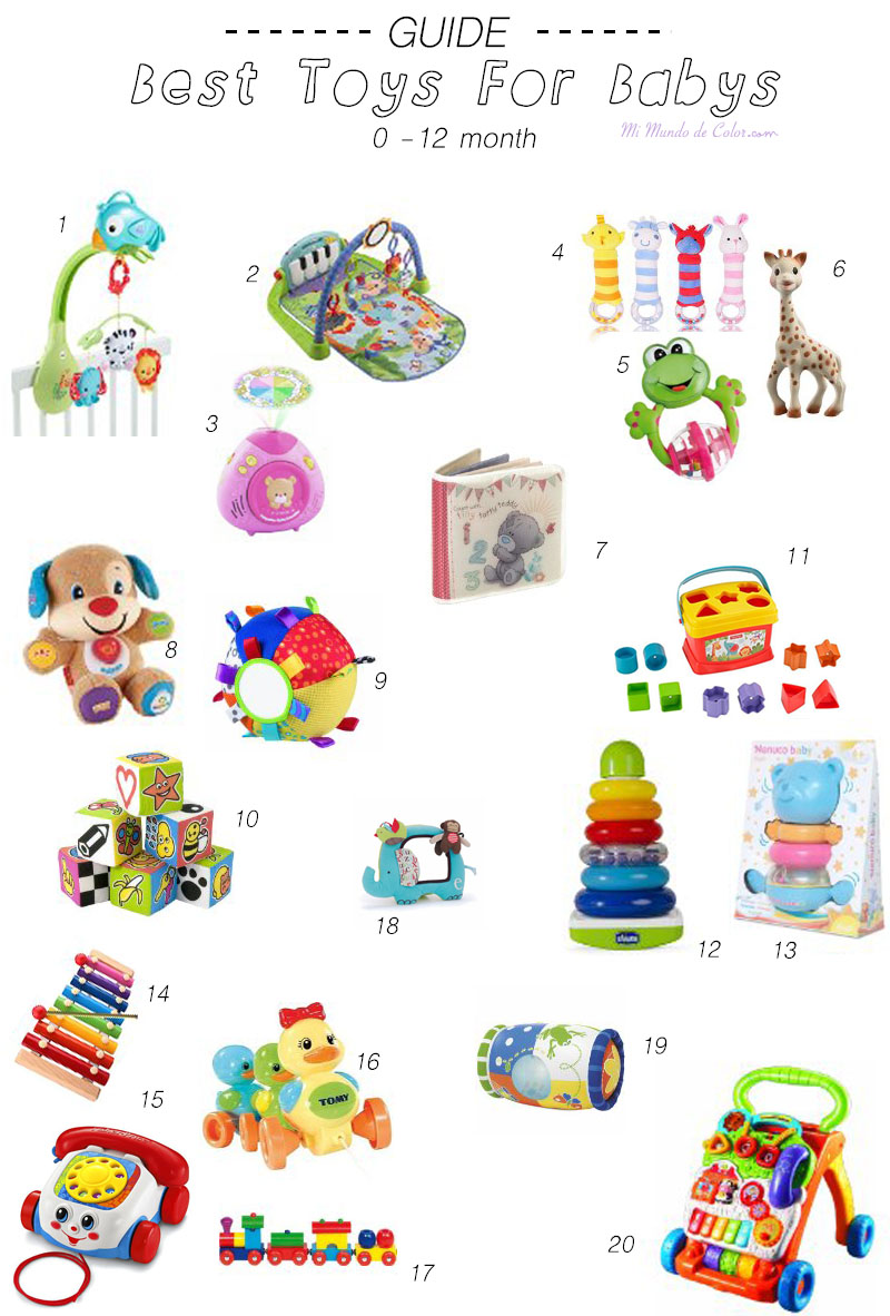 guide best toys for babys