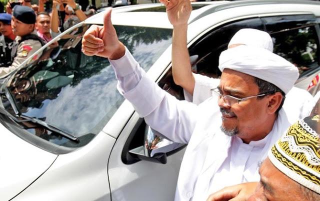 Tak Mau Sembarangan, Interpol Belum Kabulkan Red Notice Terhadap Habib Rizieq