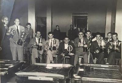 I Torneo de Ajedrez Costa de la Luz, Huelva 1963