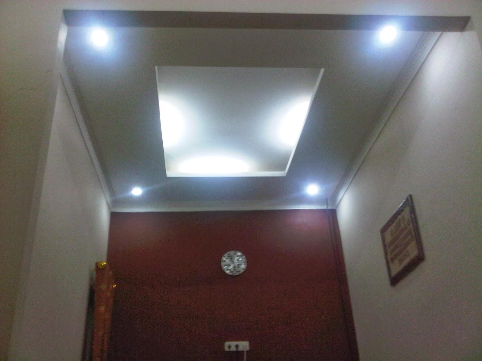 plafon dari baja ringan 20 model desain plafond rumah cantik | harga bahan ...