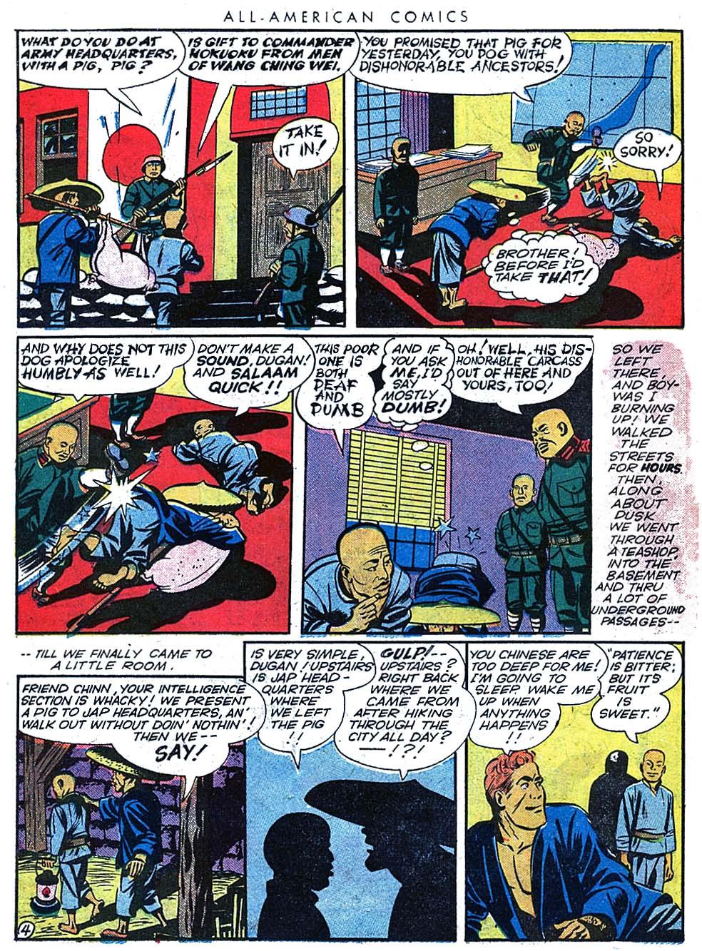Read online All-American Comics (1939) comic -  Issue #63 - 38