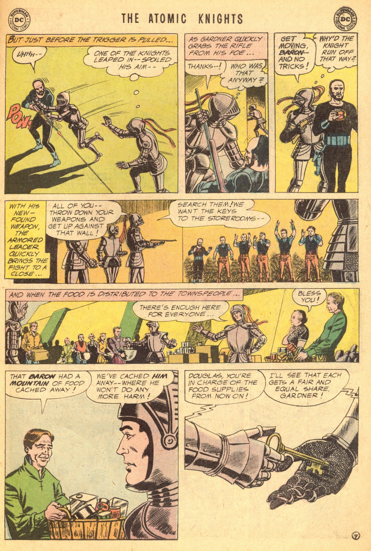 Strange Adventures (1950) issue 218 - Page 31