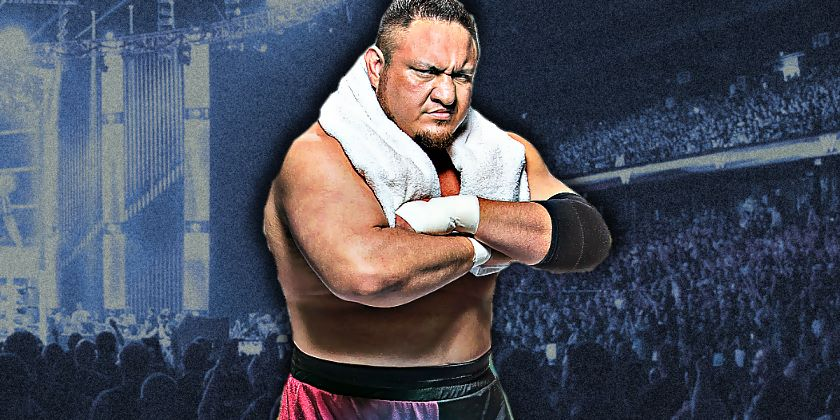 Samoa Joe's Menacing Prediction for Rey Mysterio at WrestleMania