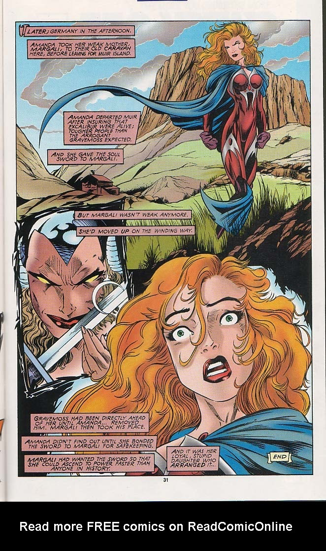 Excalibur (1988) issue 85 - Page 23