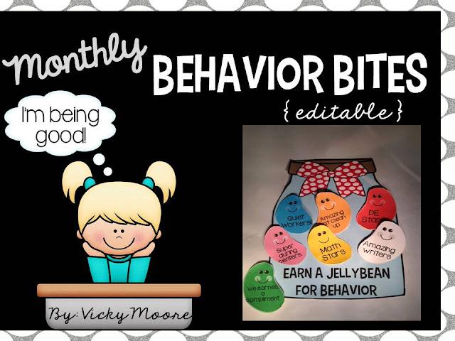easy behavior management idea