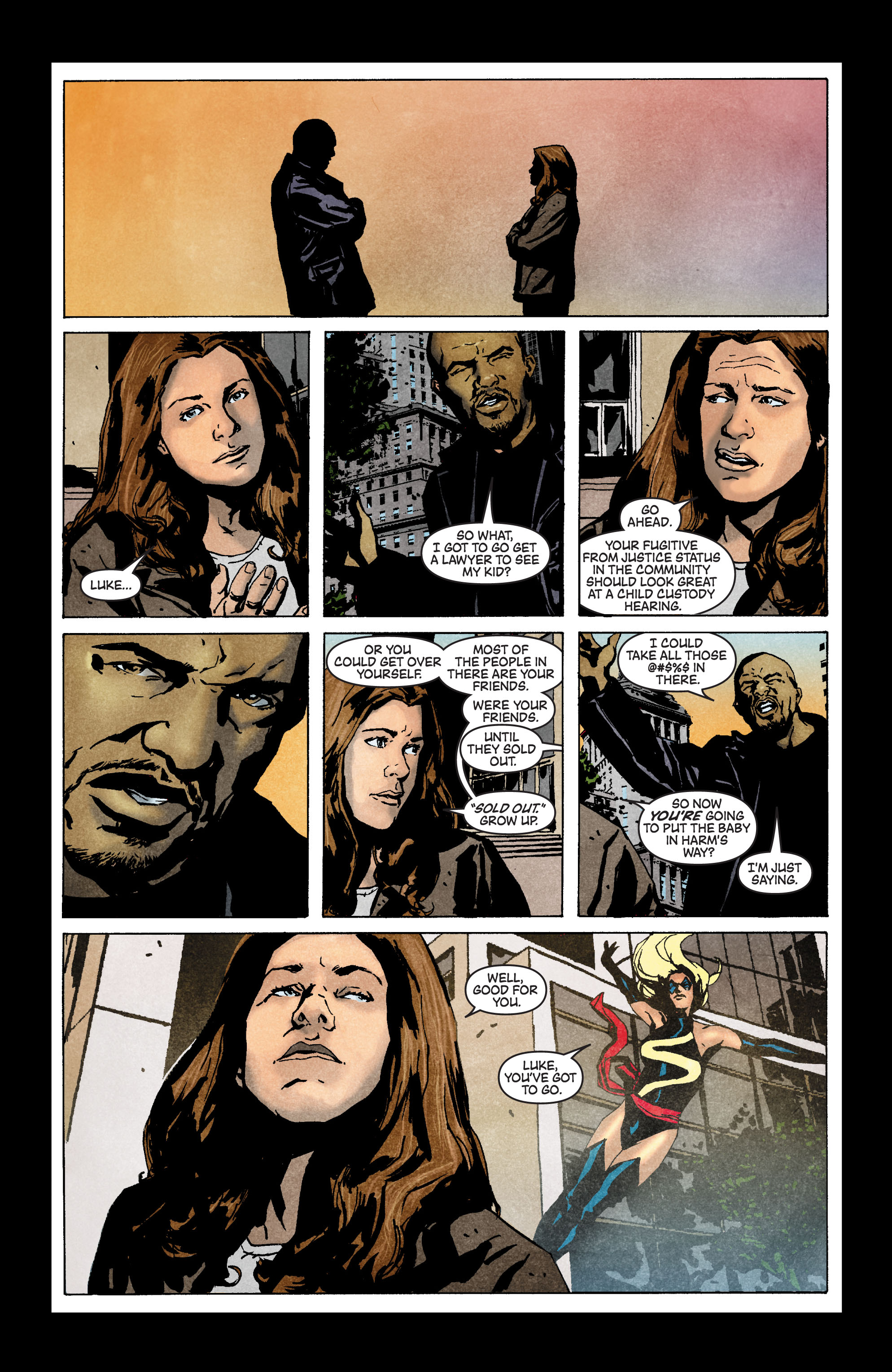 Read online Secret Invasion: The Infiltration comic -  Issue #3 - 14