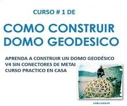 Curso Para Construir Un Domo Geodesico