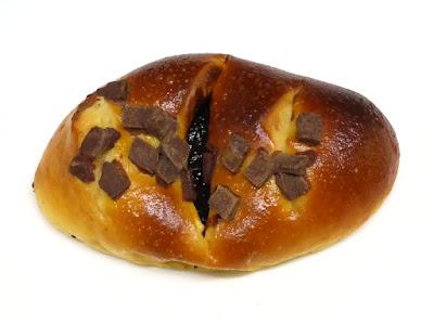 柚子香るチョコレートパン | BOULANGERIE SEIJI ASAKURA(ブーランジェリーセイジアサクラ)